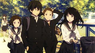 Hyouka BD (BATCH) Subtitle Indonesia + 1 OVA