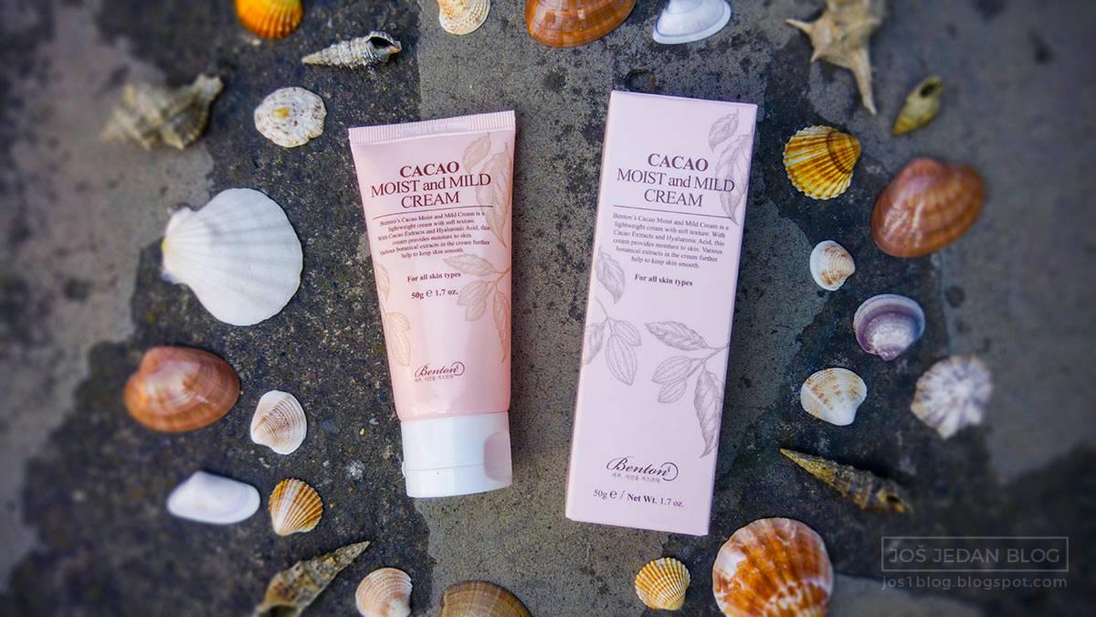 Benton Cacao Moist and Mild Cream review