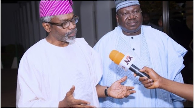 We are not satisfied with how SIP is being implemented during lockdown, say Lawan, Gbaja