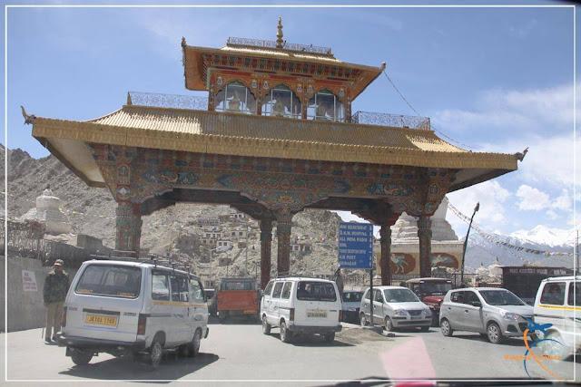 Leh, a cidade de pedra - Ladakh - Índia