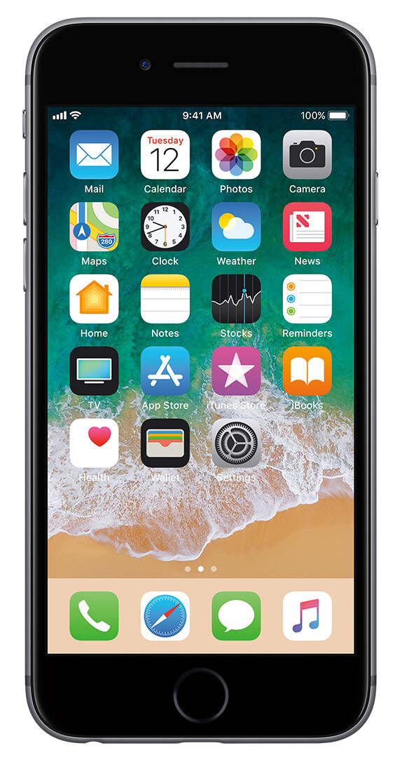 انخفاض اسعار هاتف ايفون 6 في السوق المحلي