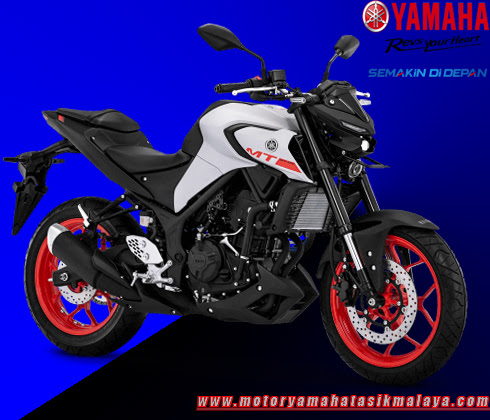 Tempat Kredit Motor Yamaha MT25 Tasikmalaya