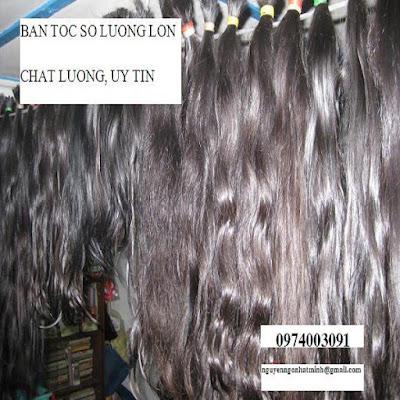 Tóc Nguyên đầu địa chỉ bán tóc nguyên tại Hà Nội
