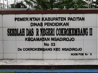 SD Negeri 2 Cokrokembang