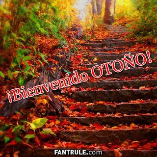 imagenes feliz otoño hola bienvenido frases gif