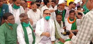 Abdul Bari Siddiqui @ Desh Rakshak News