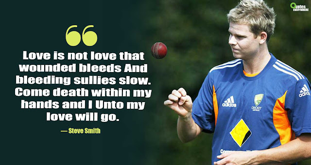 Steve Smith Quotes