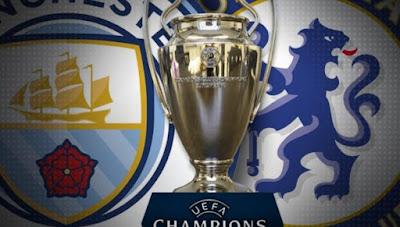 موعد نهائي دوري أبطال أوروبا بين مانشستر سيتي ضد تشيلسي