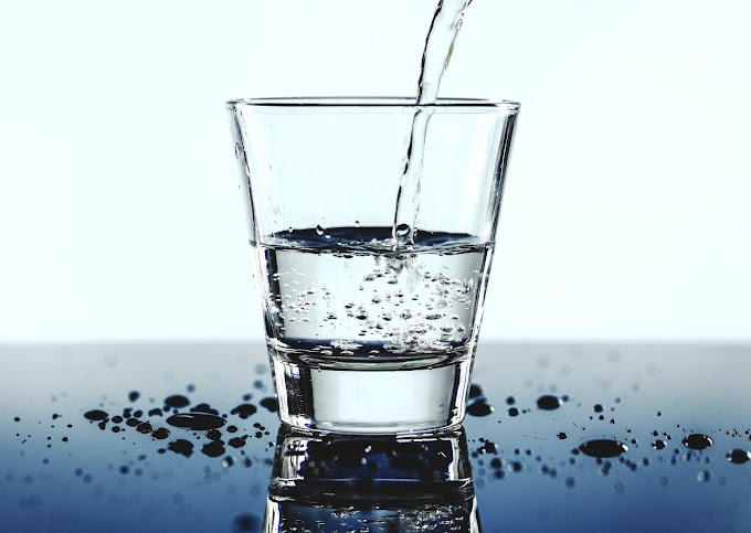 Yuk, Terapkan Pola Hidup Sehat dan Konsumsi Air Terbaik