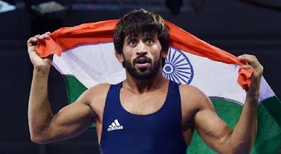 Bajrang Punia to be the First Indian Wrestler to Fight at Iconic Madison Square Garden