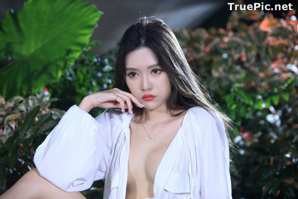 Image Taiwanese Model – 莊舒潔 (ViVi) – Sexy and Pure Baby In Night - TruePic.net - Picture-84