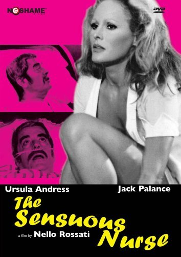Poster Of (18+) The Sensuous Nurse 1975 UnRated 720p Hindi DVDRip Dual Audio