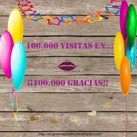 100.000 visitas midolcebelleza