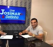 Josimar de Maranhãozinho se declara o candidato a governador de Jair Bolsonaro no MA