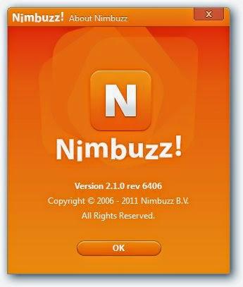 تحمبل برنامج نيم باز للكمبيوتر Nimbuzz for computer مجانا