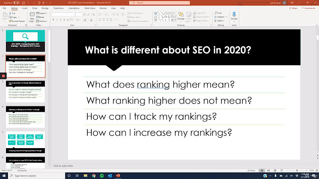 Insider SEO 2020: SEO Training to Rank Higher in Google!