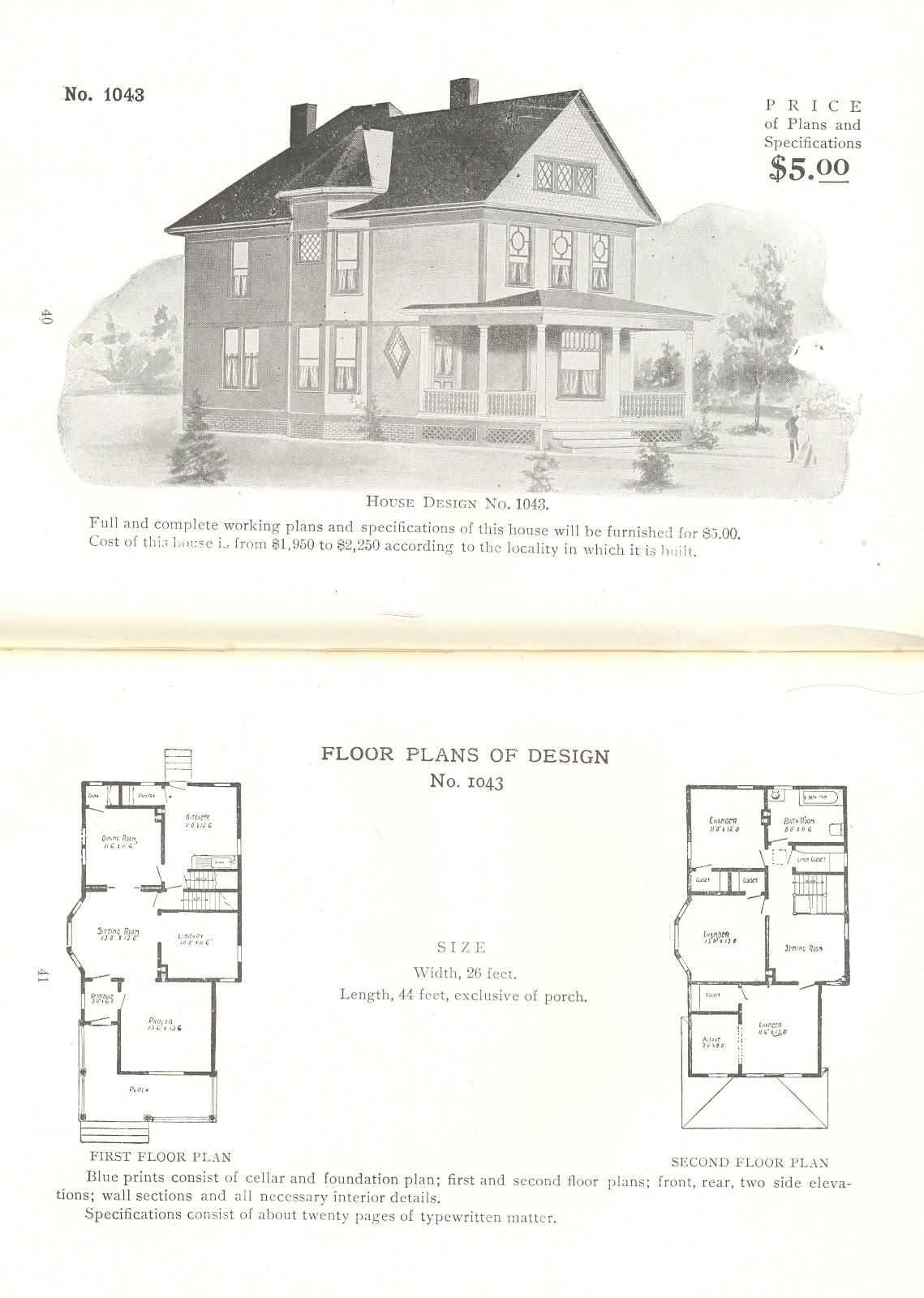 Old photos of architecture: 1908 Radford Architectural ... on wilmington house plans, antique house plans, hanover house plans, french country estate house plans, henderson house plans, alamosa house plans, united states house plans, chesapeake house plans, english french country house plans, small house plans, springfield house plans, new old house plans, birmingham house plans, alexandria house plans, burke house plans, san marcos house plans, little rock house plans, victorian house plans, palmyra house plans, naples house plans,