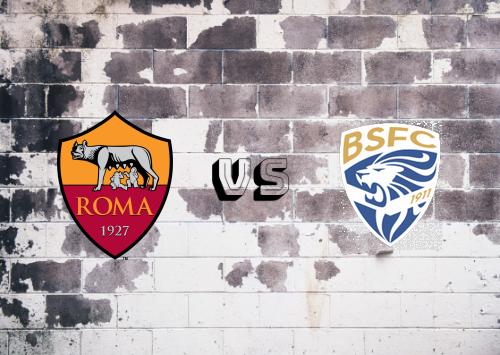 Roma vs Brescia   Resumen y Partido Completo