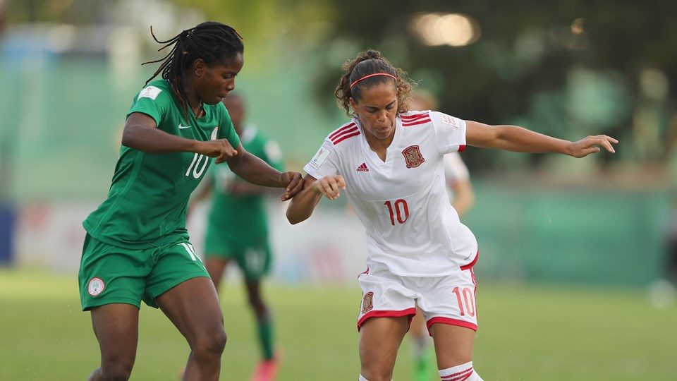 Image result for Dedevbo hails Falconets' mental strength despite early exit