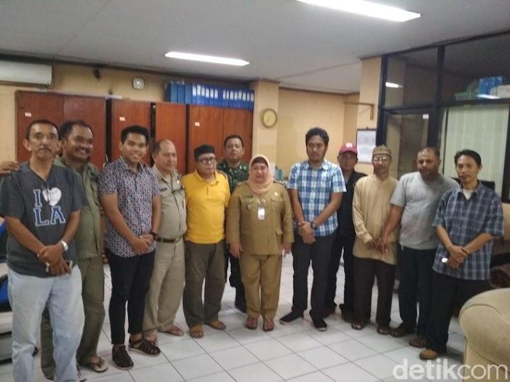 Lurah Tebet Timur Bongkar Cerita Hoax 'Pasukan Oranye Tanya Anggaran'
