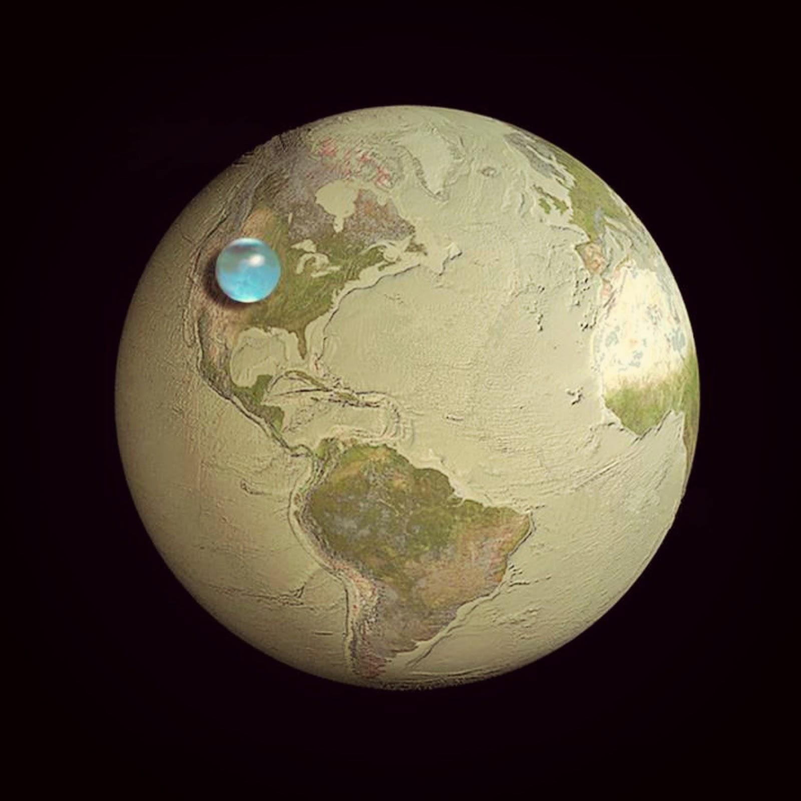 Δείτε πως θα δείχνει η Γη μετά το λιώσιμο των πάγων (βίντεο) b4e6f59667f