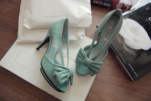 colección de zapatos de moda