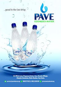Paveozonized water