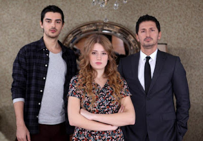 مسلسل الصاعقة Eve Dusen Yildirim
