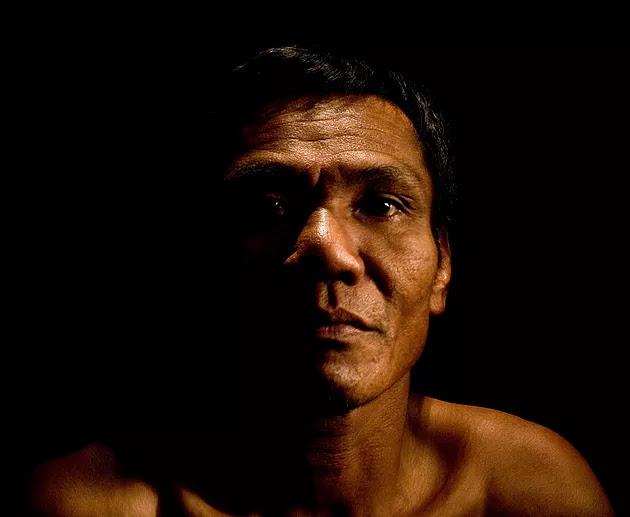Tut  héros de  Scars of Cambodia. Photographie fournie