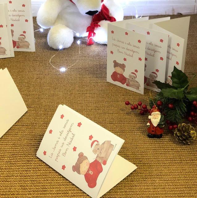postales de navidad personalizadas