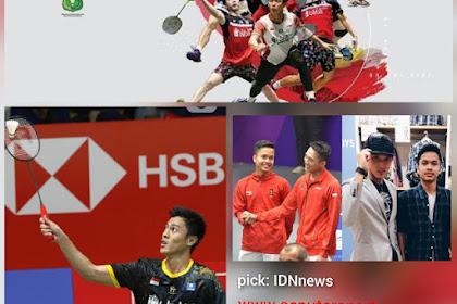 Anthony Sinisuka Ginting juga melaju ke final Indonesia Masters 2020