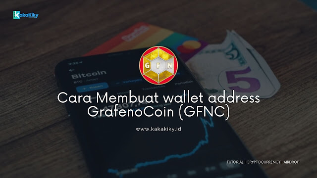 cara membuat wallet address grafenocoin