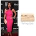 Actor Priyanka Bose was spotted carrying a Rashmi Modi Fringe clutch at the TIFF festival