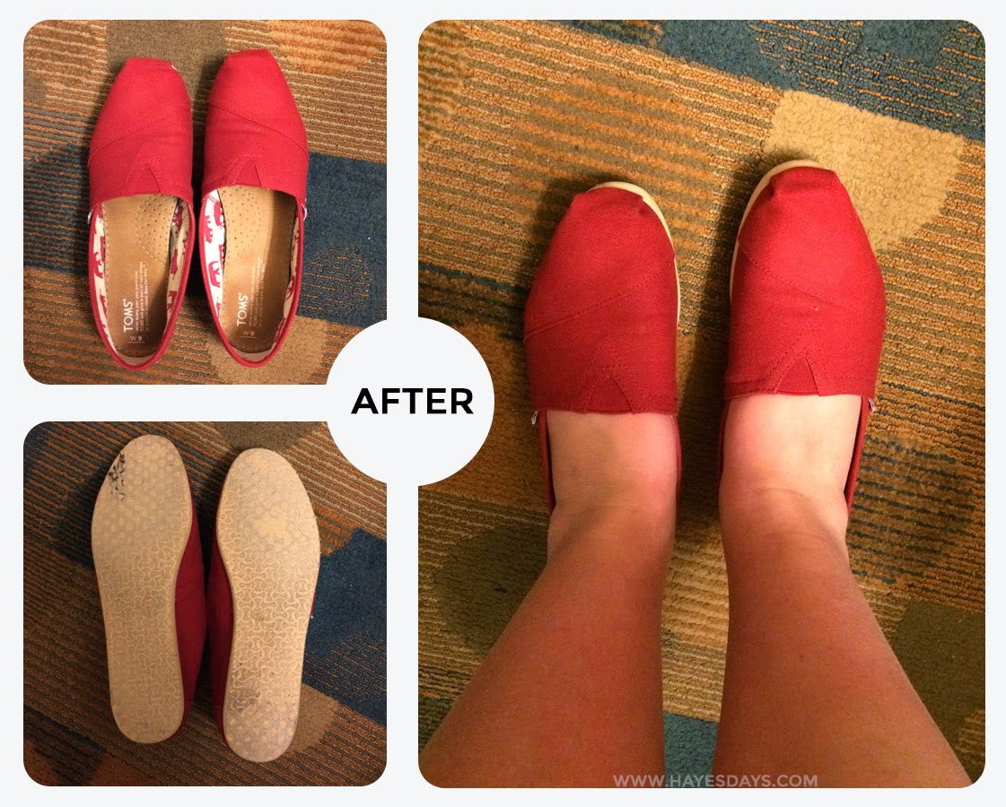 Best shoes to wear at Disney World:: TOMS Review