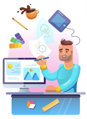 7 Gaya desain Grafis Tahun 2020 Yang Harus Kamu ketahui - Apock Design