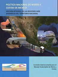 Politica nacional de costas y mares de méxico