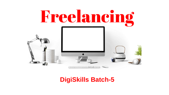freelancing course by digiskills in pakistan