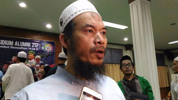 Tak Diizinkan Aksi di Dalam Masjid Istiqlal, Presidium Alumni 212: Kita Aksi di Luar
