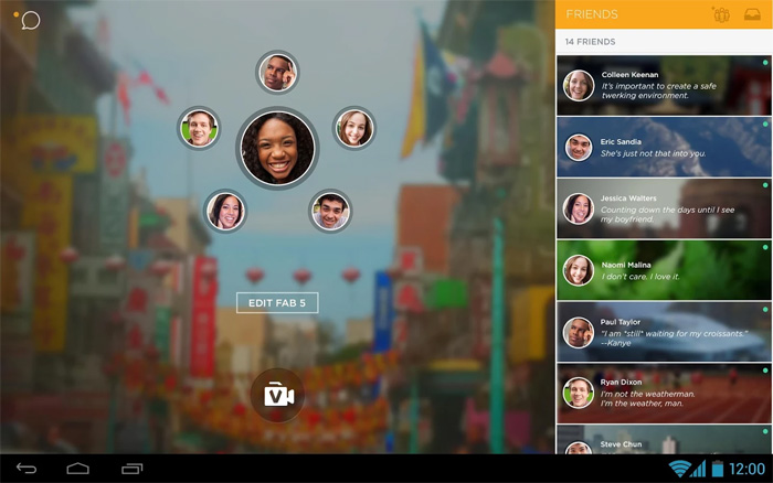 ooVoo for Android tablets and smartphones | How to Video Conferencing