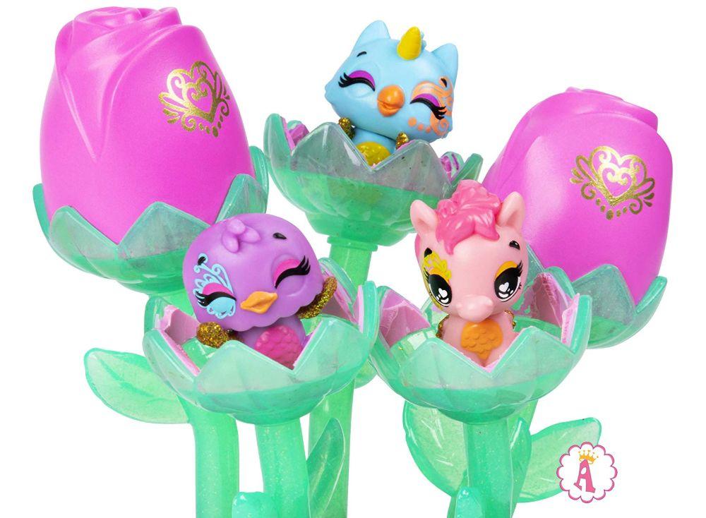 Игровые фигурки Хетчималс пасхальная коллекция 2020 года Hatchimals CollEGGtibles Spring Bouquet