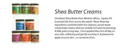 Shea Butter Creams