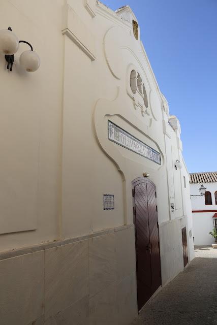 Teatro Olivares Veas - Arcos de la Frontera
