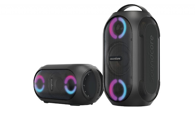 Anker Soundcore Rave Mini Launched With 80W Speaker, Bluetooth 5.0, LED Lights & More