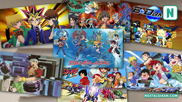 Anime Jadul Tentang Game