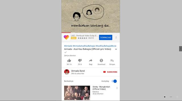 Download Lagu Dari Youtube