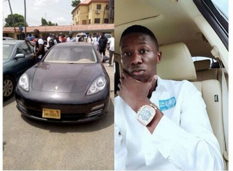 I can hack into any bank and pull out N1billion Without Leaving Any Trace Arrested Nigerian Hacker