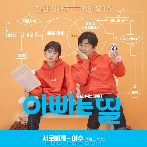 ISU (M.C. the Max) – Daddy You, Daughter Me OST