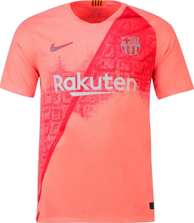 8f80c3db17 Nike lança a nova terceira camisa do Barcelona - Show de Camisas