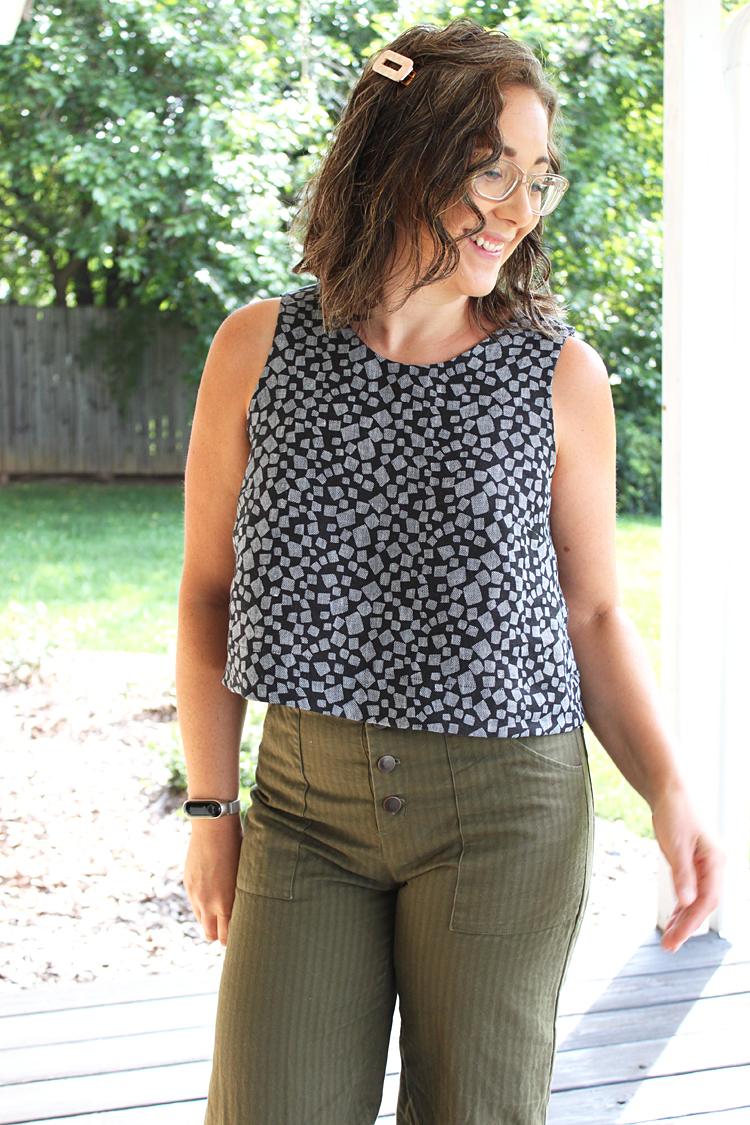Ashton Top // Sewing For Women