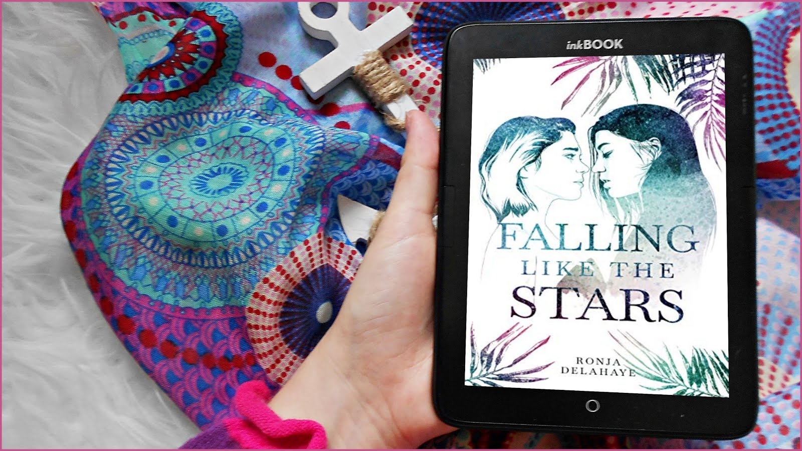Rezension Falling Like the Stars Ronja Delahaye LGBTQ NA